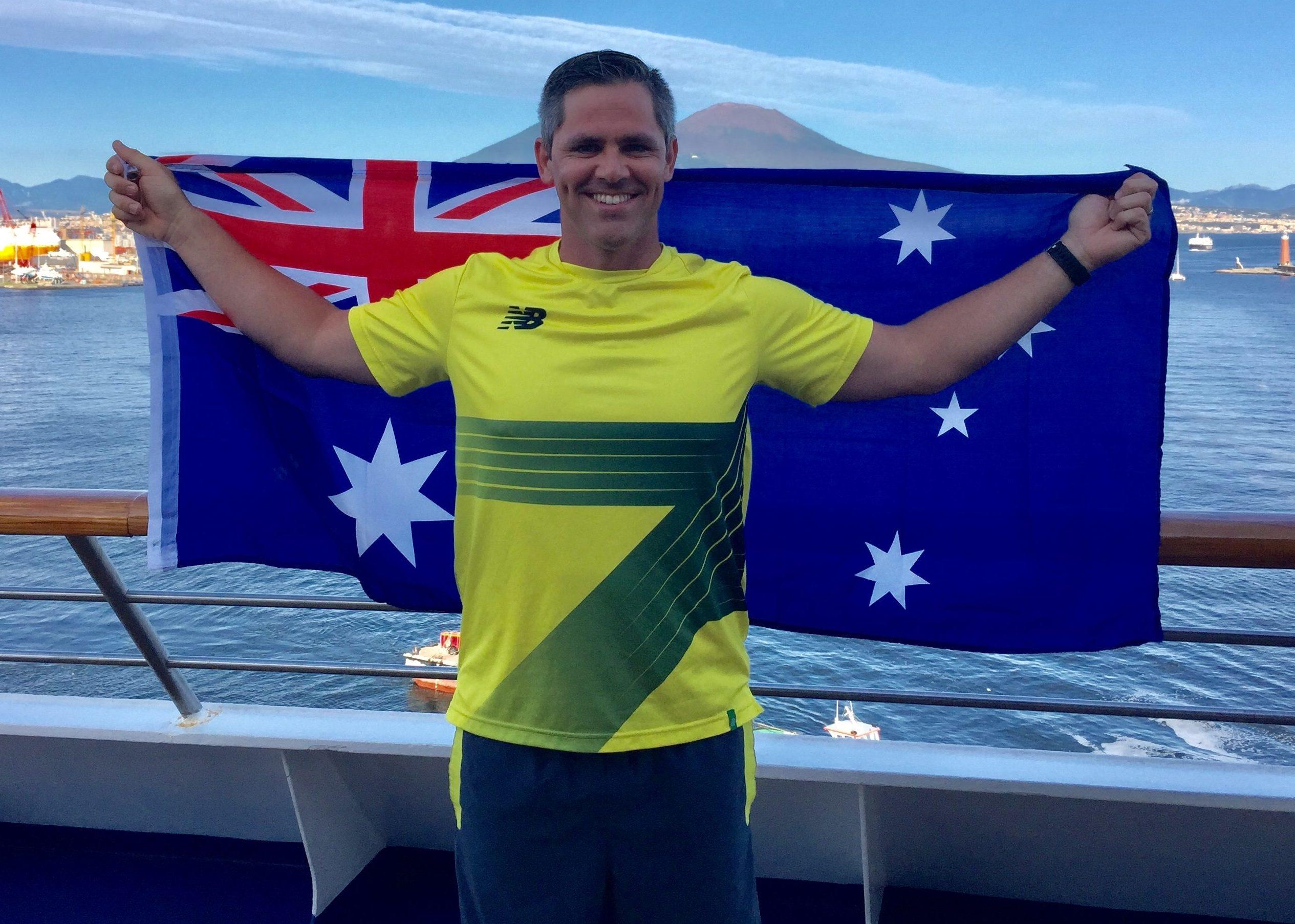 David Hodge Australian Coach